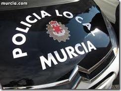 policia local murcia