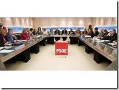 EJECUTIVA FEDERAL PSOE