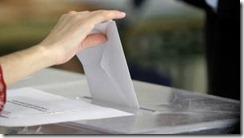 VOTACIONES EN ANDALUCIA