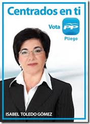 ALCALDESA PLIEGO