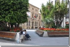PLAZA SANTO DOMINGO