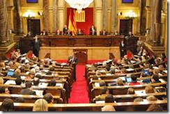 parlamento catalan